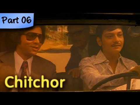 Chitchor - Part 06 of 09 - Best Romantic Hindi Movie - Amol...