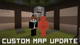 Custom Map Update - Arenas & Other Small Changes