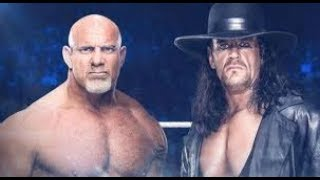 WWE full match Goldberg vs The Undertaker