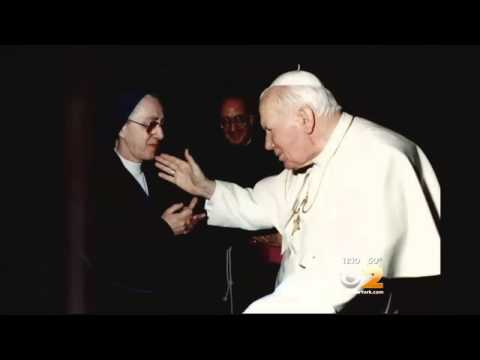 Cardinal Dolan Heads To Rome Ahead Of Canonization Of John XXIII and John Paul II