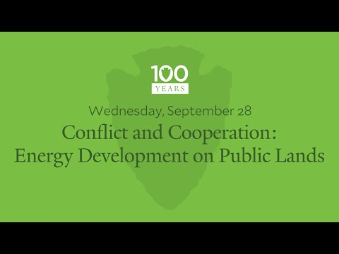 National Park Service Centennial - Conflict and Cooperation
