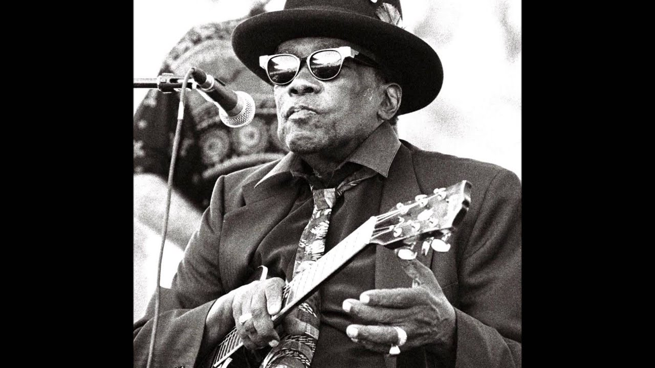 John Lee Hooker The Blues
