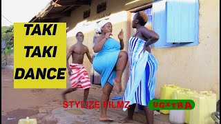 TAKI TAKI DANCE  COAX,DORAH & JUNIOR USHER  Latest African Comedy 2019 HD
