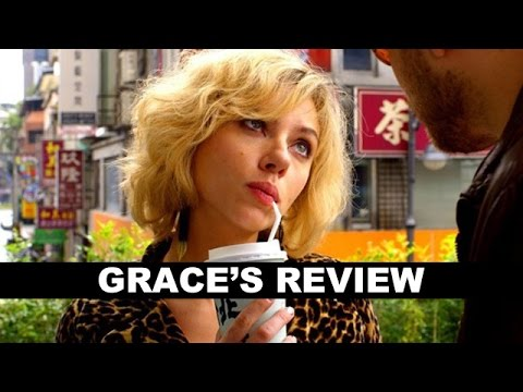 Lucy 2014 Movie Review - Scarlett Johansson : Beyond The Trailer