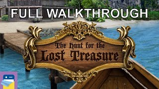 The Hunt for the Lost Treasure: FULL Game Walkthrough & iOS / Android Gameplay (by Syntaxity)