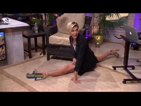 DP Live Look-In (Charissa Thompson Does The Splits) 5/21/15 thumbnail