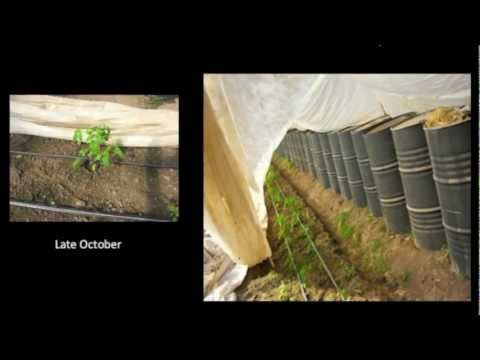 Pre Fab Farm - Solar Thermal Greenhouse