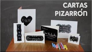 CARTAS PARA SAN VALENTIN / Ideas Para Hacer El Dia Del Amor Y La Amistad - Hablobajito