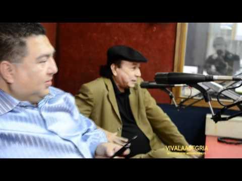 Aniceto Molina en radio el Mundo 90.7 FM  Tour Honduras 2011