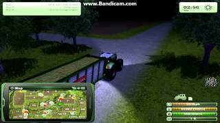 farming simulator 2013 mais cutting on hagenstedt