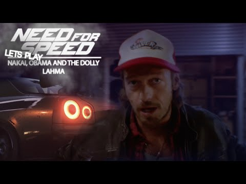 Need for Speed 2015 - Nakai, Obama and Dalai Lama - Let's Play - #5