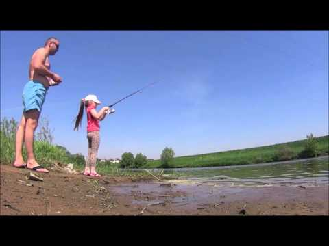 ловим на поплавок на москве реке