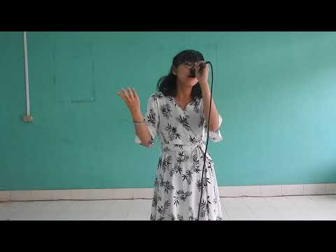 M. Jeneeta Keishing (I Will Go To You Like The First Snow)  K-POP Online Audition 2018 Manipur