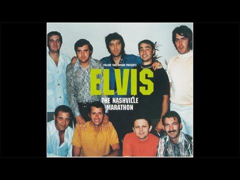 Elvis Presley - Bridge over Troubled Water (Take 1)