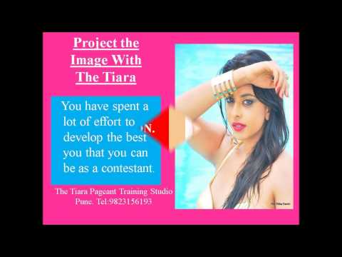 The Tiara Modeling  and Miss India Training Contests Auditions Institutes  Miss Delhi.