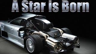 Mercedes Benz CLK GTR [DOCUMENTARY]