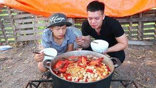 Hữu Bộ | Làm Nồi Mì Cay Khổng Lồ To Nhất Việt Nam