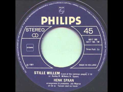 Henk Spaan & Harry Vermeegen - Stille Willem (1981)