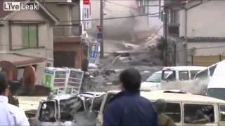 F.N.J.E (Nuevo e impactante video del tsunami de japon)