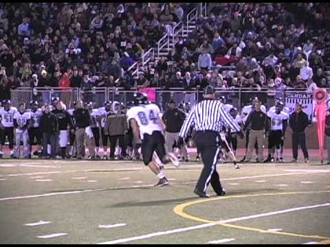Josh Seibel Football Highlights Bismarck High School.dv