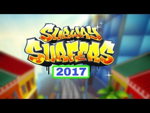 Subway Surfers World Tour 2017