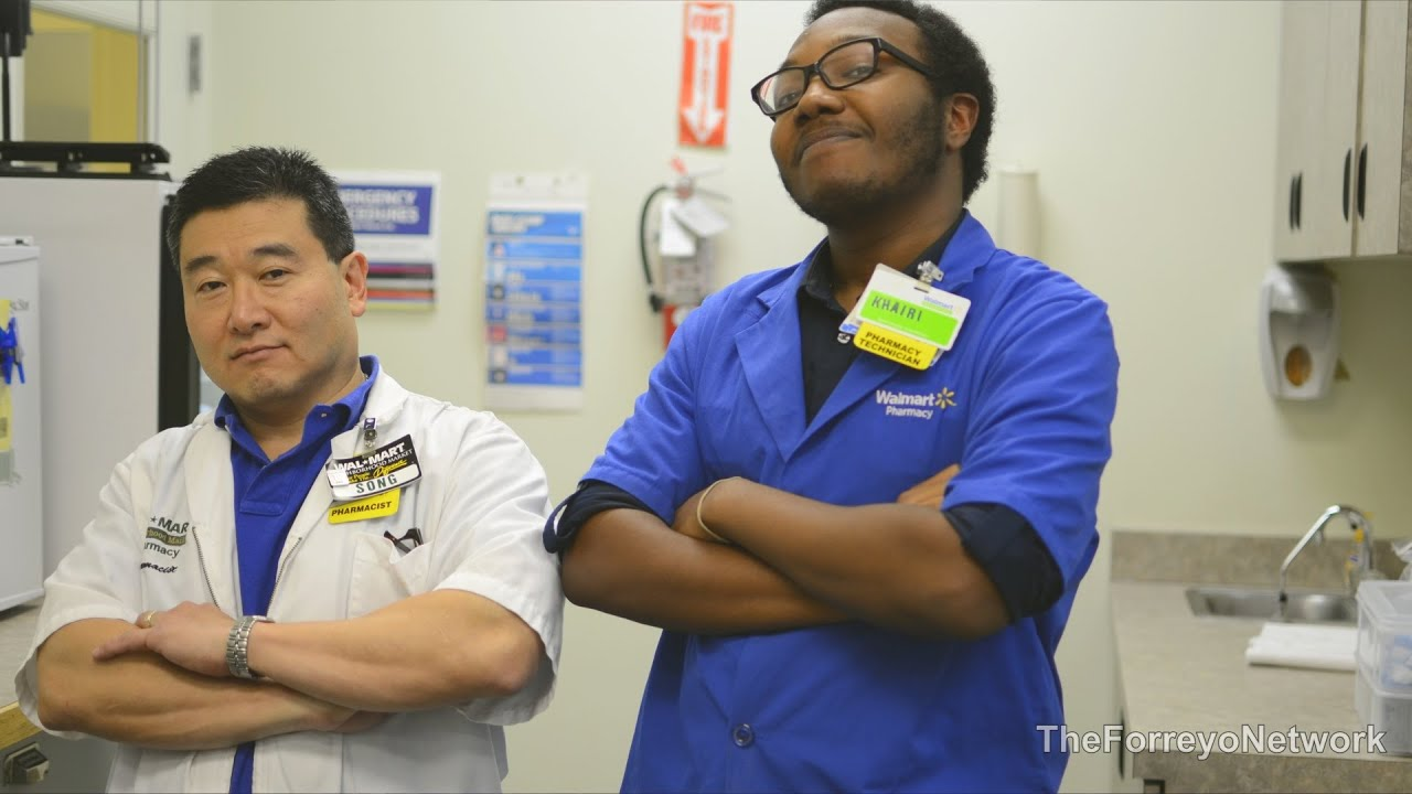 Walmart photo lab technician job description