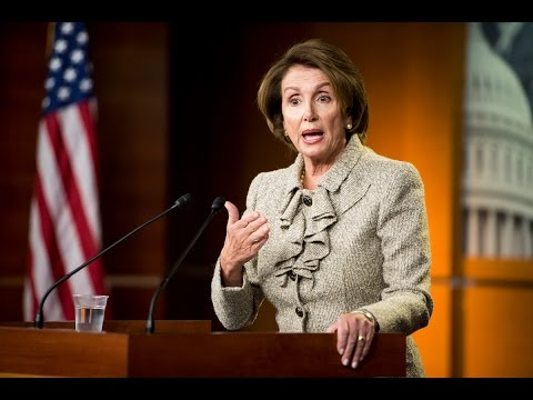 Pelosi Open to Increase in Gas Tax
