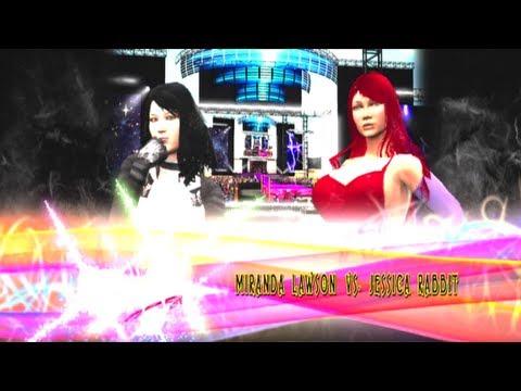 TMN - Miranda Lawson vs Jessica Rabbit - WWE 13