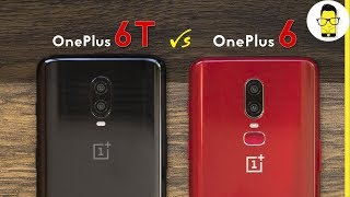 OnePlus 6T vs OnePlus 6 camera comparison: spot the differences