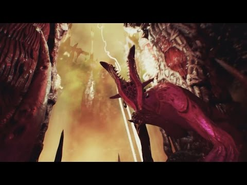 Agony Extended Cinematic Trailer (Horror 2017 Game)