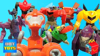Fastfood Transformers: Robots in Disguise