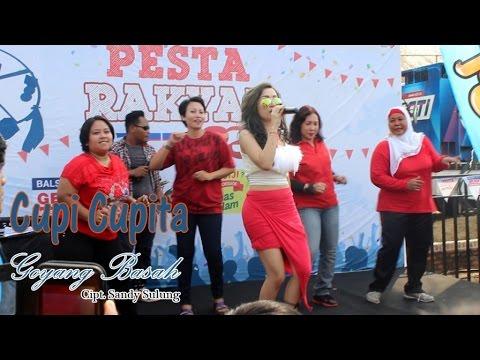 Download Lagu Cupi Cupita - Goyang Basah Pesta Rakyat RCTI MP3 Free