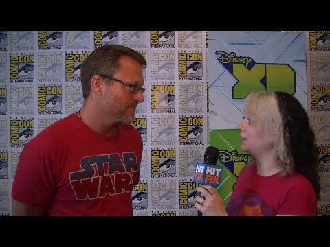 Steve Blum on how he developed Zeb Orrelios voice for 'Star Wars Rebels'