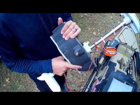 Cheap diy trolling motor for Hobie Kayaks!
