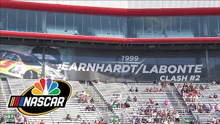 Terry Labonte recalls infamous incident with Dale Earnhardt at Bristol | Motorsports on NBC
