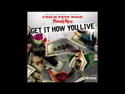 Coach Pete Rose & Philthy Rich - That's All I Know feat Luck Lyfe