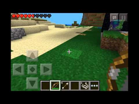 Minecraft pe 0 7 3 glitch flechas infinitas no jailbreak no