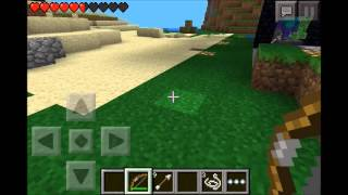 Minecraft Pe 0.7.3 - Glitch - Flechas Infinitas - No Jailbreak - No Root