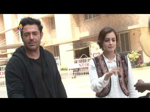 Salaam Mumbai Hindi (2016) - Dia Mirza - Mohammad Reza Golzar - On Location Shoot
