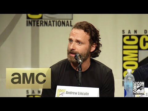 Cast on Their Characters' Evolutions: Comic-Con Panel Highlights: The Walking Dead: Season 5