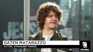 Stranger Things' Gaten Matarazzo Opens Up About His Genetic Disorder and Filming Season 3