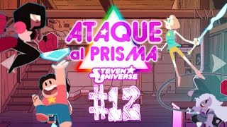 ► STEVEN UNIVERSE: ATTACK THE LIGTH : #12 GAMEPLAY ESPAÑOL ATAQUE AL PRISMA
