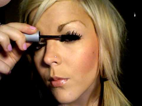 How to make Your Lashes Look like False Lashes (c* the makeup artist)