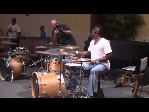 Sacramento Drummer's Clinic at Center Of Praise