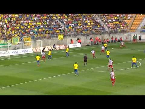 Trofeo Carranza: Cádiz 0 - Atlético de Madrid 1 (15-08-14)
