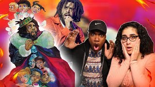 Download Lagu J. Cole - 1985 (Intro to The Fall Off) KOD FULL ALBUM + REVIEW | REACTION VIDEO 🔥 😱 LIL PUMP DISS Gratis STAFABAND