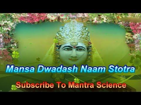 Mansa Devi Stotra to Remove Kaal Sarp Yoga
