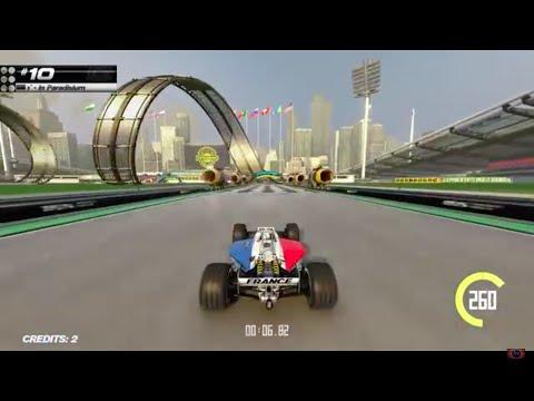 Trackmania Turbo - Trackbuilder E4