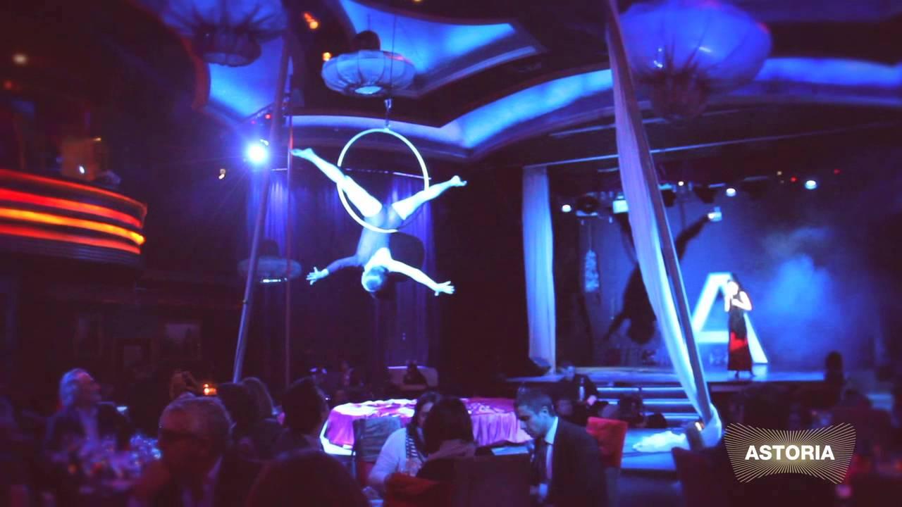 Estreno oficial de circus cabaret en astoria barcelona for Astoria barcelona