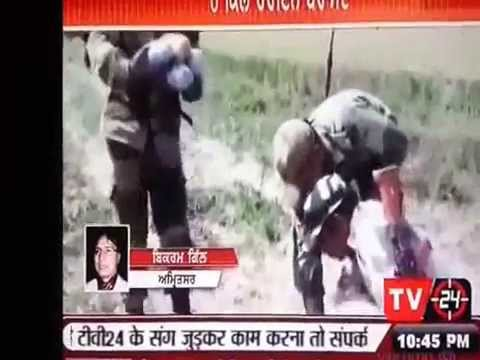 Bsf Siezed 8 Kilo Heroin In Amritsar Border